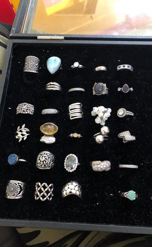 Sterling silver 925 rings for Sale in Hialeah, FL