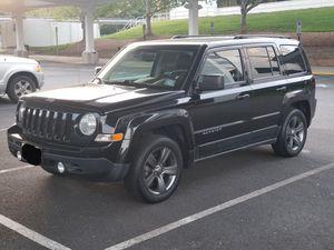 2014 Jeep Patriot High Altitude Edition for Sale in Raritan, NJ