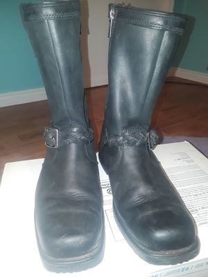Harley Davidson motorcycle boots size 11 for Sale in Golden, CO