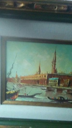 L. Kohn oil painting 10 in. for Sale in Pittsburgh, PA