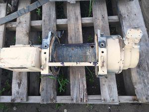 Warn military winch 12 K for Sale in Fontana, CA