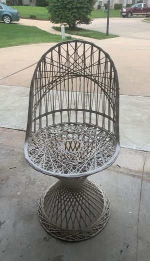 Wicker/Rattan Chair for Sale in Florissant, MO