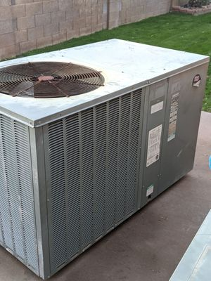 2006 RUUD 5 Ton Package Unit AC Heat Pump **Fully Charged with R22 refrigerant for Sale in Tempe, AZ