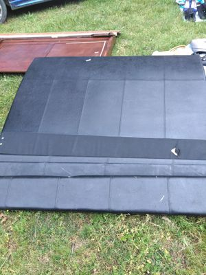 Bed frame. Black, free for Sale in Ashville, AL
