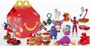 Over 500 Mcdonald's Happy Meal Collectible Toys Early 2000's for Sale in Brooklyn, NY