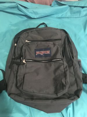 Jansport Charcoal Gray Backpack for Sale in Hayward, CA
