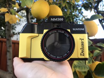 Vintage Film Camera (Windup/manual) NOT Automatic for Sale in Dublin,  CA
