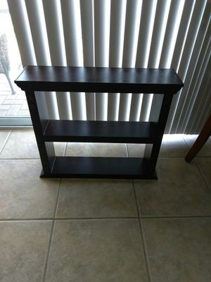 Small brown hanging shelf for Sale in Wellington, FL