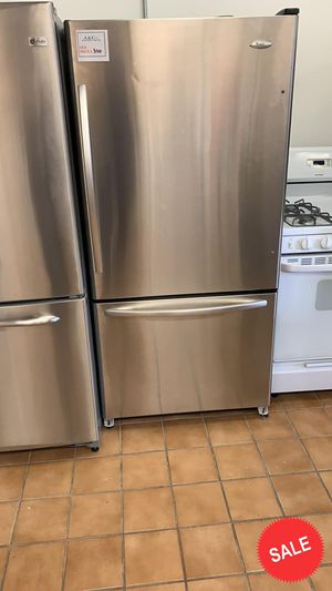 BLOWOUT SALE!Whirlpool Refrigerator Fridge LOWEST PRICES! 18 cu ft #1562 for Sale in Glen Burnie, MD