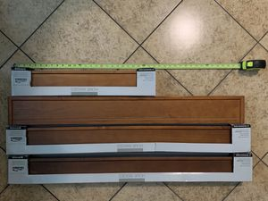 Wall Shelves - Set of 4 (3 Large, 1 Small) for Sale in Buena Park, CA