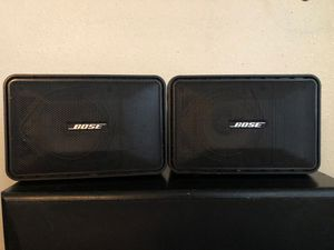 Pair of great working BOSE speakers for Sale in Albuquerque, NM