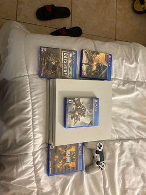 PS4 Pro 1Tb for Sale in Miami, FL
