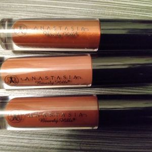 BRAND NEW Anastasia Lip Gloss $15 Each $30 For All for Sale in Vancouver, WA