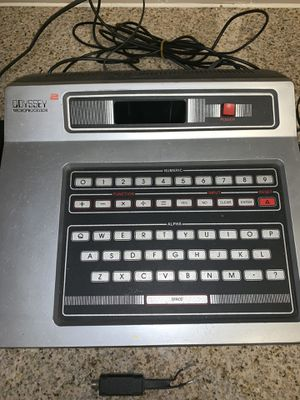 Odyssey 2 microprocessor system for Sale in Teaneck, NJ
