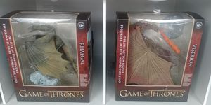 Game of Thrones Viserion or Rhaegal figures by McFarlane toys for Sale in Plymouth, MI