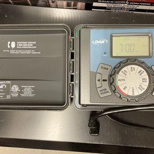 Orbit Sprinkler Controller Timer - 4 Station for Sale in Temecula, CA