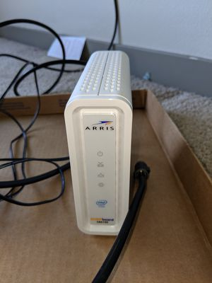 Arris surfboard sb6190 modem for Comcast. for Sale in Aloha, OR