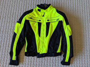 Olympia mesh XS motorcycle jacket with rain liner -if listed still available for Sale in Parker, CO
