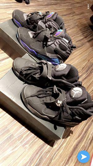 Jordan retro vlll for Sale in Boston, MA
