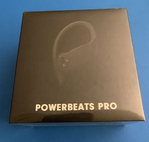 Beats by Dr. Dre - Powerbeats Pro Totally Wireless Earphones - Black for Sale in Garden Grove, CA