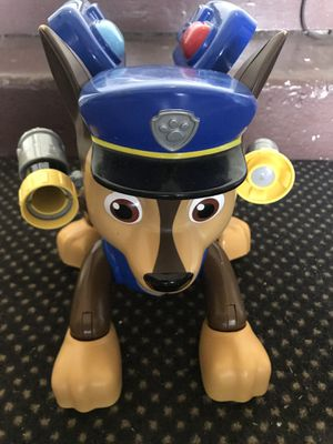Chase Paw Patrol Toy for Sale in Grosse Pointe Woods, MI
