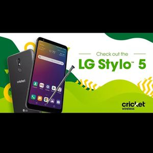 Lg Stylo 5 for Sale in Burlington, NC