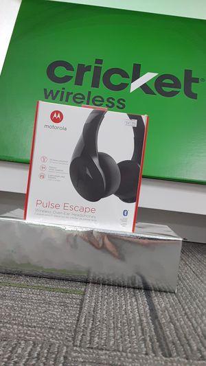 Motorola Pulse Escape Wireless Headphones for Sale in San Angelo, TX