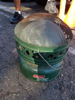Heater Coleman Vintage for Sale in Lake View Terrace, CA