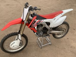 Crf450r 2016 for Sale in Evergreen, CO