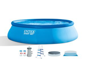 """Intex 10' x 30"""" Above Ground Pool w/ Filter for Sale in Tempe, AZ"""