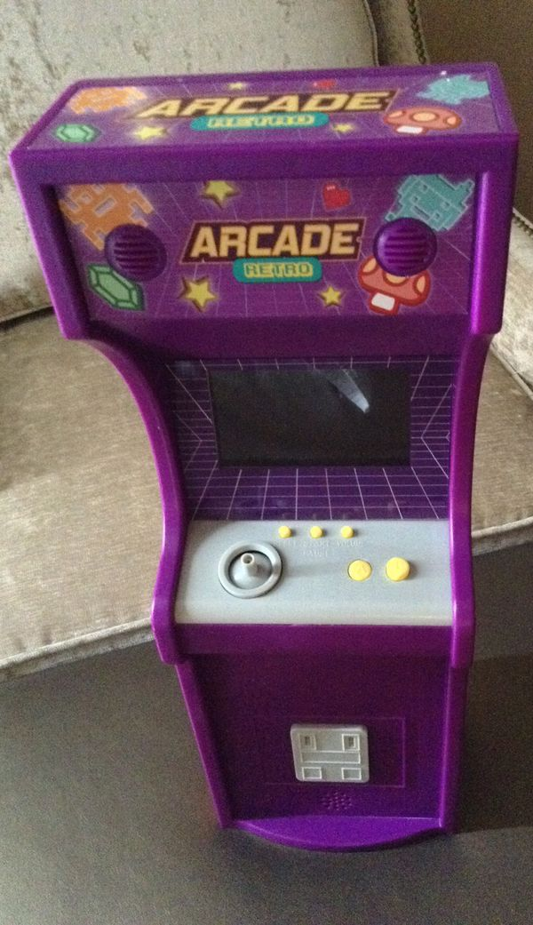 RETRO ARCADE FOR MY LIFE DOLLS *WORKS WITH 100 GAMES*!