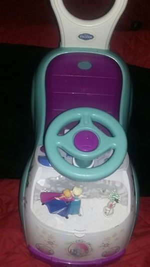 Like new Frozen kid toy used 1x paid 45.00 for Sale in Tampa, FL