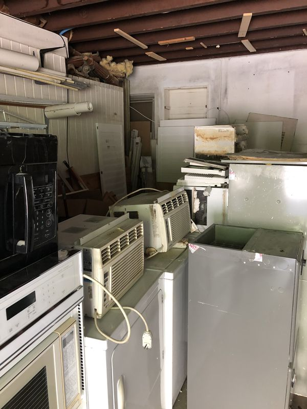Air Conditioners. Changed out a small apartment building to central AC and have wall and window AC units for sale from $75 to $300. I have other appl