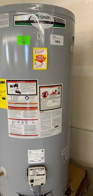 New AO Smith 74 Gallon Water Heater Q4TQK for Sale in Los Angeles, CA