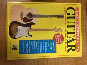 Learn Guitar Book for Sale in Havelock, NC