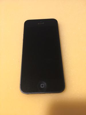 32gb Factory Unlocked iPhone 5 for Sale in Austin, TX