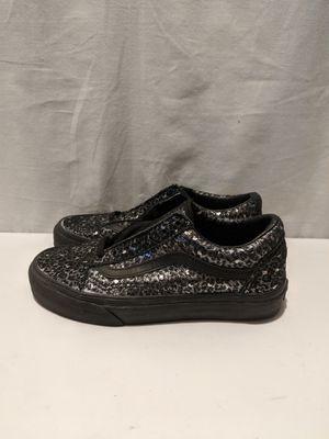 Black Leopard old School Vans Men's 3.5 or Womens 5.0 for Sale in Phoenix, AZ