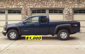 $1.OOO I'm selling urgently 2004 Chevrolet Colorado Truck V6. for Sale in Salt Lake City, UT