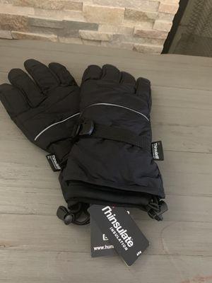 Ski Gloves Snowboard Snowmobile Waterproof Windproof 3M Thinsulate Winter Warm Snow Cold Gloves for Sale in San Bernardino, CA