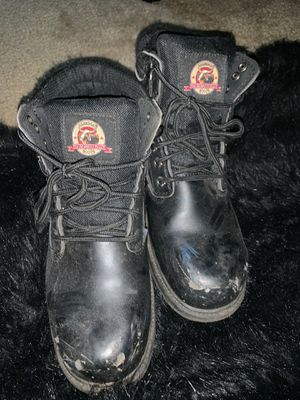 Men's work boots for Sale in Atlanta, GA