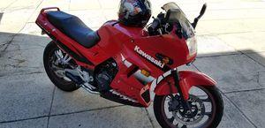 Motorcycle Kawasaki 250R 2001 for Sale in Fall River, MA