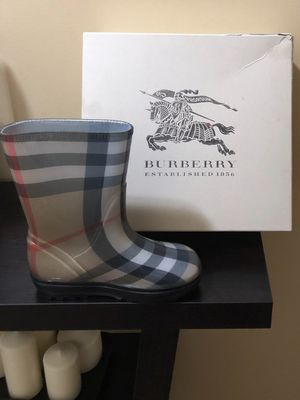 Burberry Rain Boots for Sale in Bensalem, PA