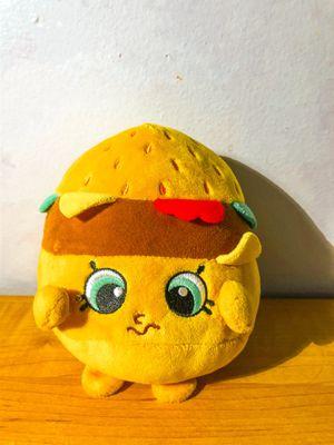 Shopkin plush hamburger for Sale in Raleigh, NC