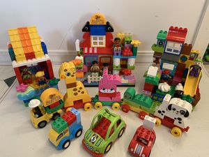Real duplo Lego. for Sale in Burien, WA
