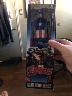 Captain America figurine - Titans Hero Series! New! for Sale in La Mirada, CA
