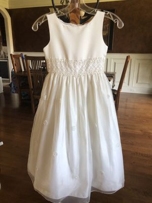 Cinderella Girl's Wedding Flower Girl Dress Size 8 for Sale in Raleigh, NC