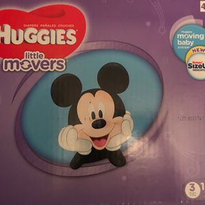 Huggies Little Movers Diapers for Sale in Orange, CT