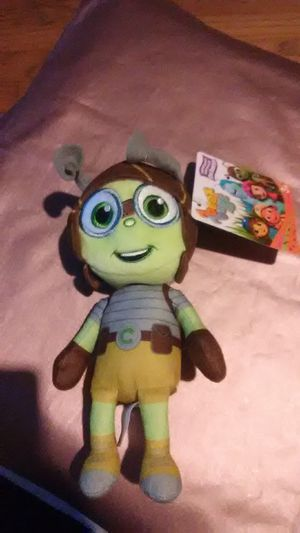 Plush, Stuffed animal,toy Beat bug,Crick for Sale in Los Angeles, CA