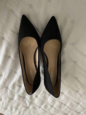 Black heels size 7 for Sale in Beaverton, OR