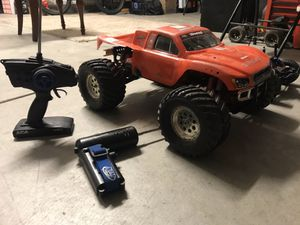 Rc nitro truck for Sale in Lake Elsinore, CA